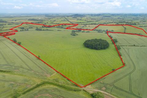 Land for sale - Frisby By Gaulby, Billesdon, Leicester, LE7 9BD