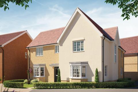 4 bedroom detached house for sale - Plot 313, The Churchill at Rivenhall Park, Forest Road, Witham CM8