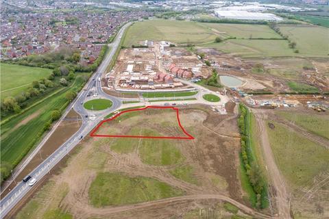 Land for sale - Convenience Store Plot, Hollycroft Grange, Normandy Way, Hinckley, Leicestershire, LE10 3FJ