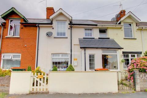 3 bedroom terraced house for sale - 'Elmfield', Pentwyn Terrace, Marshfield, Cardiff