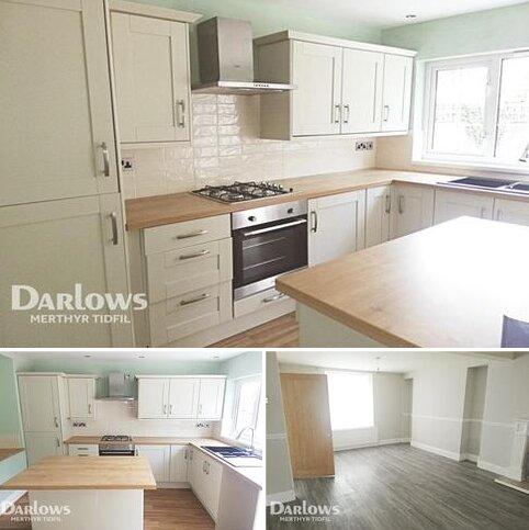 3 bedroom terraced house for sale - Odessa Street, Merthyr Tydfil