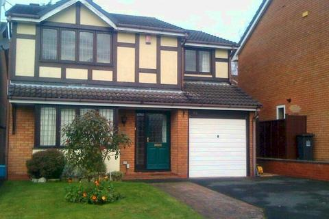 4 bedroom semi-detached house to rent - Hatherton Close, Newcastle ST5