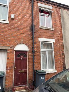 4 bedroom terraced house to rent - Chatham Street, Stoke-on-Trent ST1