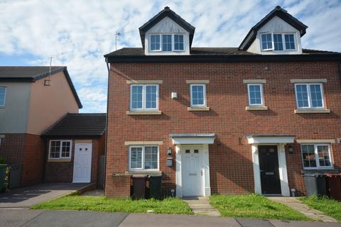 4 bedroom townhouse for sale - Croft House Way, Bolsover, Chesterfield, S44 6FF