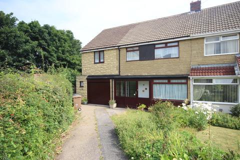 4 bedroom semi-detached house for sale - Alwinton Road, Shiremoor, Newcastle upon Tyne, NE27 0UA