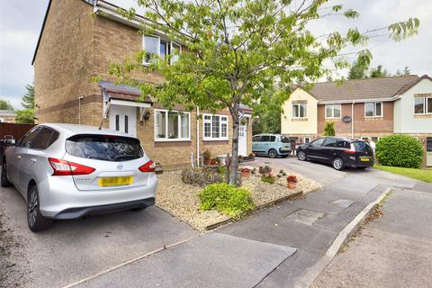 2 bedroom semi-detached house for sale - Shoemaker Close, Brynmawr, Gwent, NP23