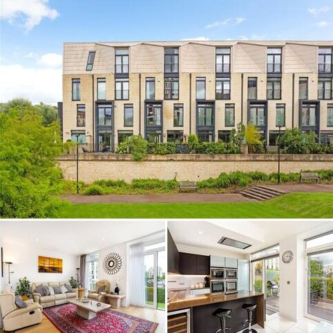4 bedroom terraced house for sale - Western Terrace, Victoria Bridge Road, Bath, BA2