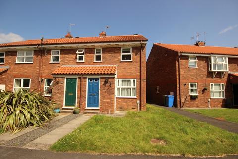 2 bedroom semi-detached house for sale - Minster Avenue, Beverley