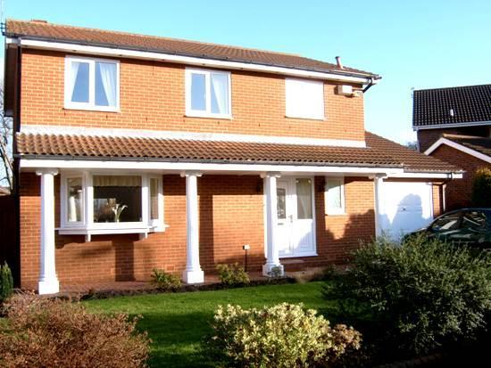 4 Bedrooms Detached House for sale in Wansbeck Mews, Ashington