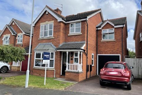 4 bedroom detached house for sale - WOLLASTON - Belfy Drive
