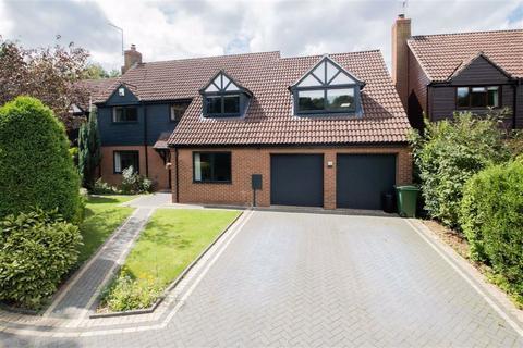 5 bedroom detached house to rent - Skipton Close, WILLEN PARK, Milton Keynes, Bucks