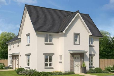 3 bedroom end of terrace house for sale - Plot 50, Abergeldie at Whiteland Coast, Park Place, Newtonhill, STONEHAVEN AB39