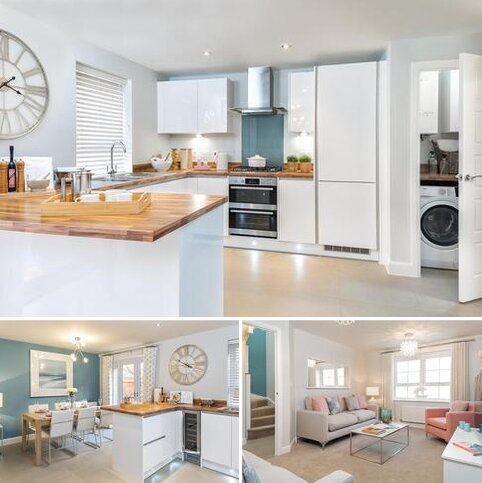 4 bedroom detached house for sale - Plot 15, Chester at Elworthy Place, Sandys Moor, Wiveliscombe, TAUNTON TA4