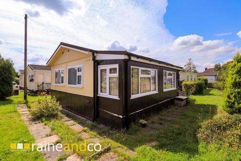 2 bedroom mobile home for sale - Marshmoor Crescent, Welham Green, AL9