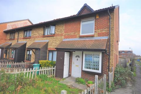 1 bedroom end of terrace house to rent - Church Road, Colliers Wood