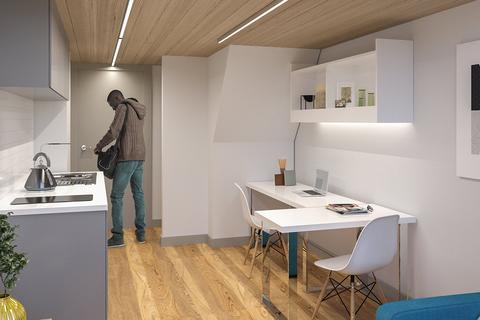 Studio to rent - Phoenix St, Lancaster, England LA1 1XT