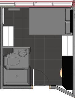 Studio to rent - Lambert House, 80 Talbot St, Nottingham NG1 5EN, United Kingdom