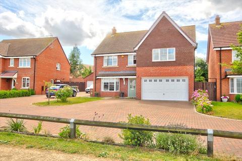 5 bedroom detached house for sale - Jonagold Place, Evesham, WR11