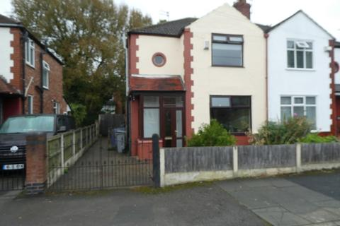 3 bedroom semi-detached house for sale - Skerton Road, Firswood, Manchester. M16 0NG