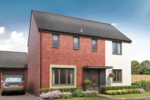 3 bedroom detached house for sale - Plot 318, The Clayton at Cleevelands, Bishop's Cleeve  GL52