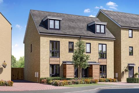 3 bedroom end of terrace house for sale - THE STRATTON - PLOT 18 Greenbridge Square, Swindon