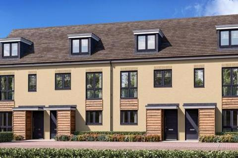 3 bedroom terraced house for sale - THE BAMBURGH - PLOT 20 Greenbridge Square, Swindon