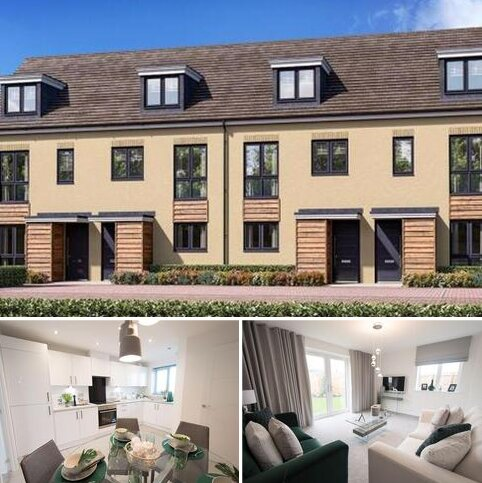 3 bedroom end of terrace house for sale - THE BAMBURGH - PLOT 21 Greenbridge Square, Swindon