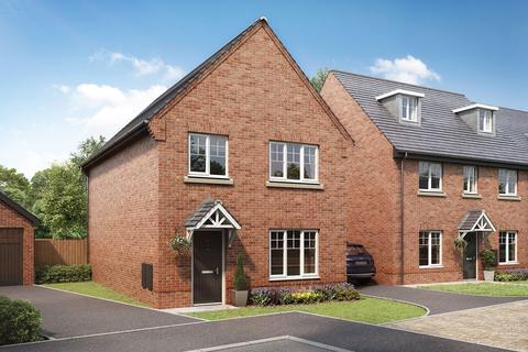 4 bedroom detached house for sale - The Lydford - Plot 31 at Kings Moat Garden Village, Kings Moat Garden Village, Wrexham Road CH4