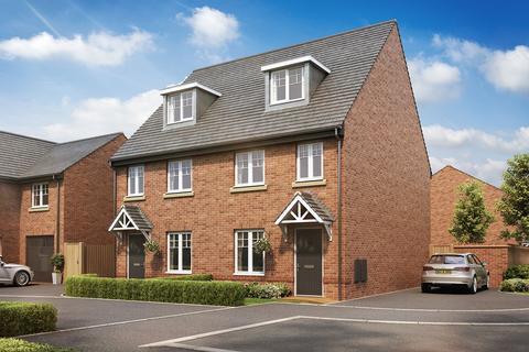 3 bedroom semi-detached house for sale - The Braxton - Plot 52 at Kings Moat Garden Village, Kings Moat Garden Village, Wrexham Road CH4