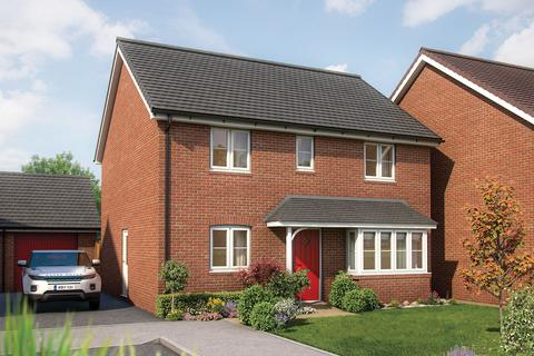 4 bedroom detached house for sale - Plot 131, The Pembroke at Monument View, Exeter Road, Rockwell Green, Wellington TA21