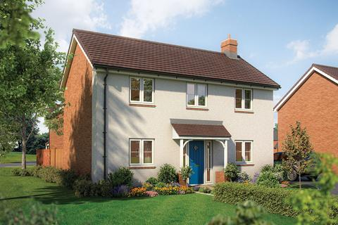 4 bedroom detached house for sale - Plot 130, The Knightley at Monument View, Exeter Road, Rockwell Green, Wellington TA21
