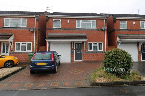 3 bedroom detached house for sale - New Street, Quarry Bank, Brierley Hill