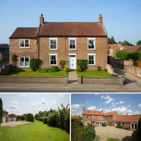 4 bedroom detached house for sale - Rose Villa, West Lilling, York