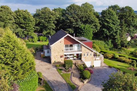 4 bedroom detached house for sale - Bracken Lodge, 12 Bracken Road, Brighouse