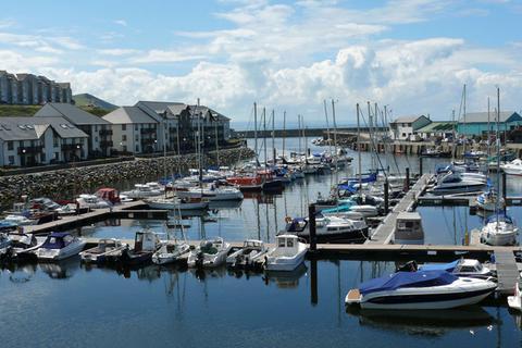 2 bedroom flat to rent - Y Lanfa, Trefechan, Aberystwyth SY23