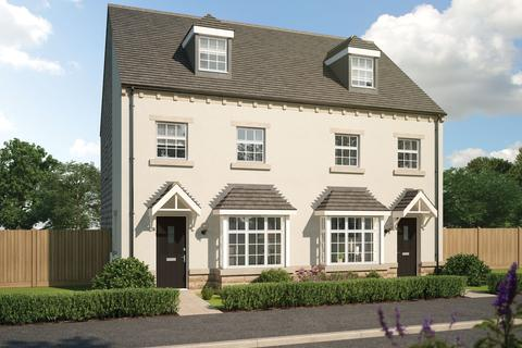 3 bedroom semi-detached house for sale - Plot 208, The Bramham at Bellway at City Fields, Novale Way, Wakefield WF1
