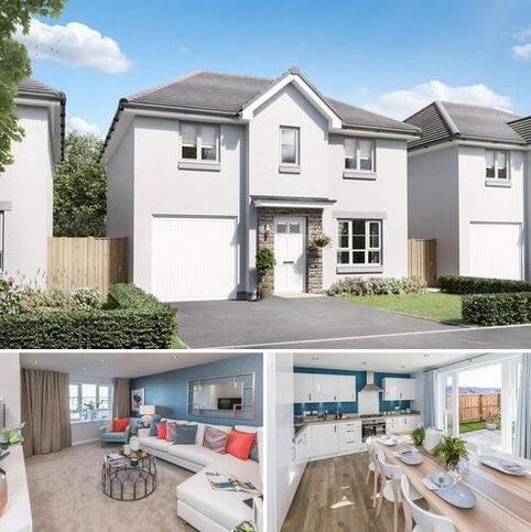 4 bedroom detached house for sale - Plot 135, Fenton at Huntingtower, 1 Charolais Lane, East Huntingtower, Perth PH1