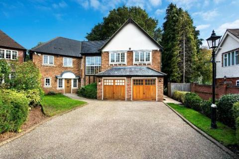 5 bedroom detached house to rent - Highbury Road, Four Oaks