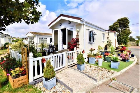 1 bedroom park home for sale - Capel Court Park, New Dover Road, Folkestone, Kent