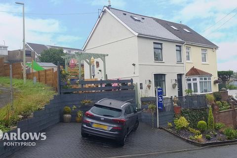 3 bedroom semi-detached house for sale - Graigwen Road, Pontypridd