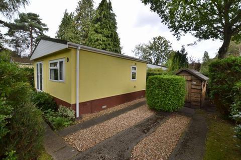 1 bedroom park home for sale - CHURCH CROOKHAM