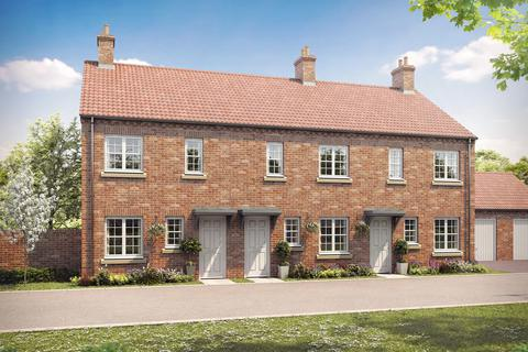 2 bedroom terraced house for sale - Plot 191, The Pannal at Germany Beck, Bishopdale Way YO19