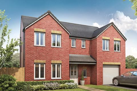 5 bedroom detached house for sale - Plot 2, The Edlingham at Hillfield Meadows, Silksworth Road SR3