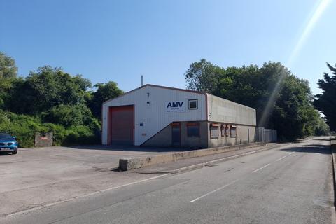 Industrial unit to rent - Modern Detached Unit, North Road, Bridgend Industrial Estate, Bridgend, CF31 3TP