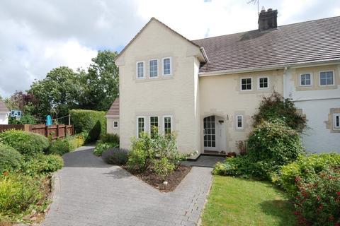 3 bedroom semi-detached house for sale - Duffryn Close, St. Nicholas, Vale of Glamorgan, CF5 6SS