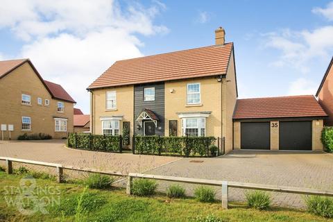 5 bedroom detached house for sale - Brickle Wood Avenue, Poringland, Norwich