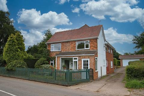 3 bedroom detached house for sale - Croxton, Stafford
