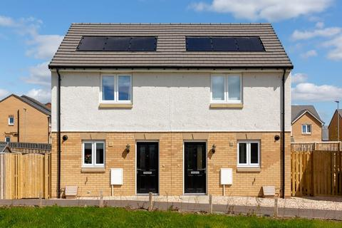 2 bedroom terraced house for sale - The Andrew - Plot 461 at Hawkhead Gardens, Hawkhead Road PA2