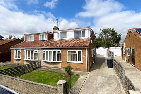 3 bedroom semi-detached bungalow for sale - Whitethorn Close, York