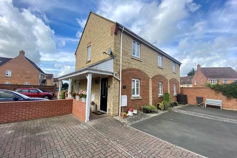 2 bedroom flat for sale - Boatman Close, Oakhurst, Swindon, SN25